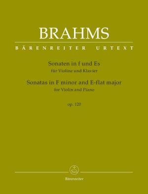 Брамс - Sonata Movement in C minor WoO 2   from F.A.E Sonata for violin and piano