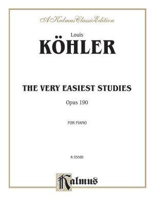 Кьолер - Упражнения за бързина оп.242