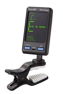 Cherub clip on tuner WST-650C