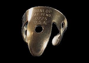 Dunlop Nickel Silver Fingerpick 0.225IN