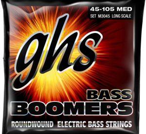 GHS Boomers струни за 4-струнна бас китара - 045 - 105