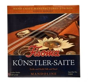 Fisoma Künstlersaite strings for Mandolina
