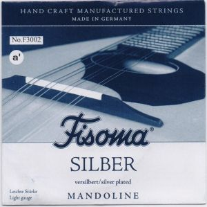 Fisoma Silber string for Mandoline - а'