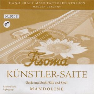 Fisoma Künstlersaite - pair strings for Mandoline - е''