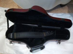 Case for Alt Saxophone fiberglass