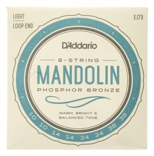 D'addario strings for mandolin EJ73