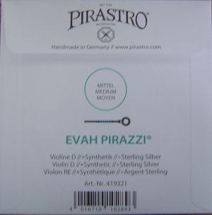 Evah Pirazzi D за цигулка