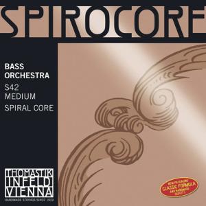 Thomastik Spirocore Orchestra струни за контрабас - S42