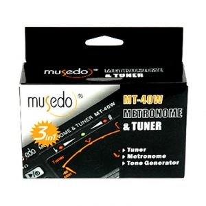 Musedo тунер-метроном MT-40