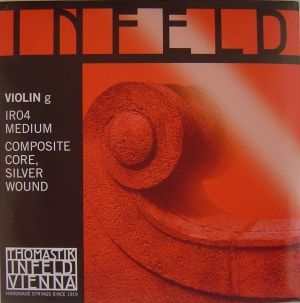 Thomastik Infeld red струна за цигулка G Composite Core/Silver Wound