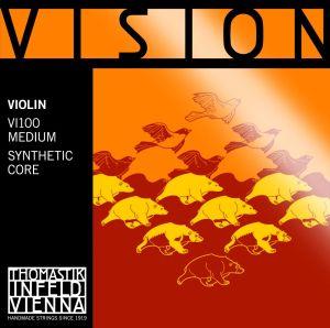 Thomastik Vision Violin синтетични струни за цигулка комплект