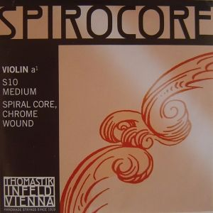 Томастик Спирокор струна за цигулка A Spiral core/Chrome wound