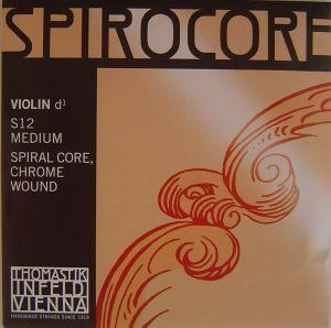 Thomastik Spirocore струна за цигулка D Spiral core/Chrome wound
