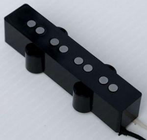 Gotoh адаптер за Vintage J-Bass Bridge black