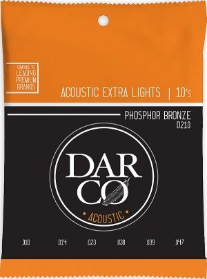 Darco D-210 Ph.Br. Extra Light 010/047