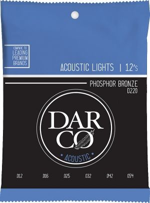 Darco D-220 Ph. Bronze Light 012/054