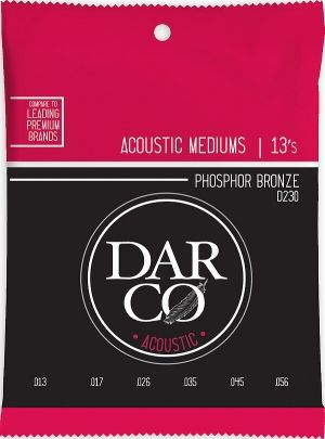 Darco D-230 Ph. Bronze Medium 013/056