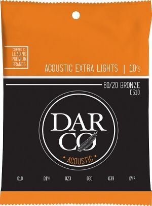Darco D-510 Bronze Extra Light 010/047