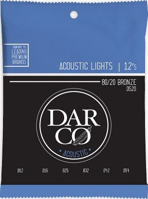 Darco D-520 Bronze Light 012/054