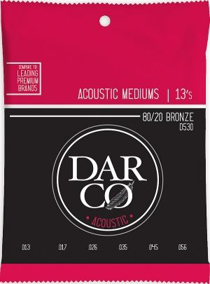Darco D-530 Bronze Medium 013/056
