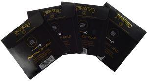 Evah Pirazzi Gold G-Silver - комплект за цигулка