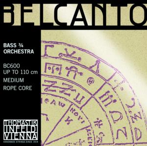 Thomastik Belcanto Orchestra струни за контрабас - BC600