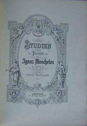 Мошелес -  Етюди оп.70 Банд II