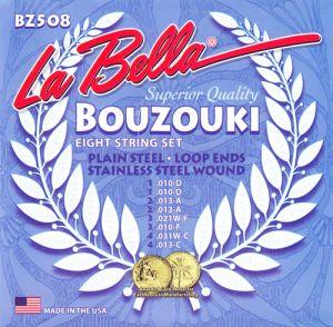 La Bella струни за бузуки BZ508  8 струни