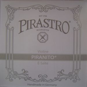 Pirastro Piranito Steel  струни за цигулка комплект - 3/4 - 1/2
