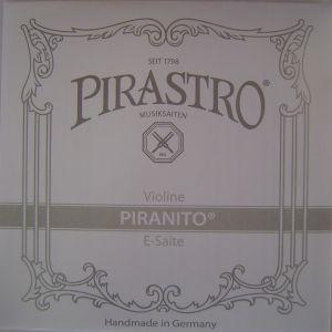 Pirastro Piranito Steel  струни за цигулка комплект - 1/4 - 1/8
