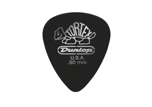 Dunlop Tortex standard перце черно- размер 0.88