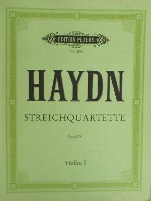 Хайдн - Струнни квартети band 4 , 1ва цигулка