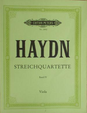 Хайдн - Струнни квартети band 4 ,виола