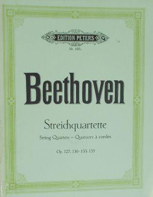 Бетховен - Струнни квартети Op.127,130,135