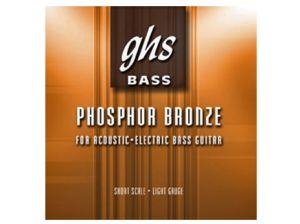 GHS Boomers струни за 4-струнна акустична бас китара - 040 - 096 L9000