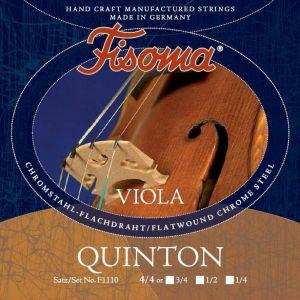 Fisoma Quinton струни за виола 4/4  -комплект