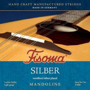 Fisoma Silber струни за мандолина  -комплект