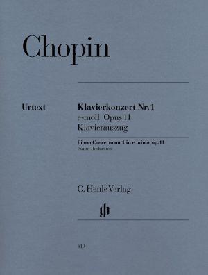 Шопен - Концерт за пиано Nr.1  ми минор  оп.11