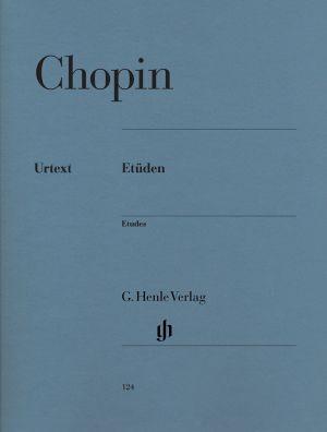 Шопен - Етюди