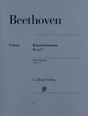 Бетховен -  Сонати за пиано банд 1