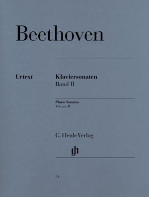 Бетховен - Сонати за пиано банд 2