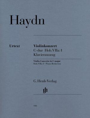 Хайдн-Концерт за цигулка до мажор