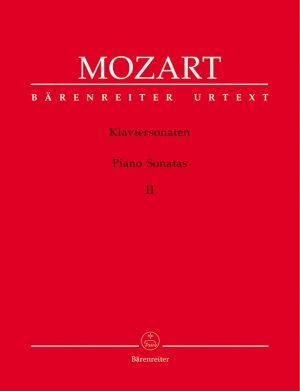 Моцарт - Сонати за пиано Банд 2