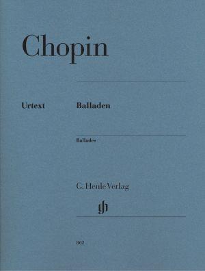 Шопен - Балади
