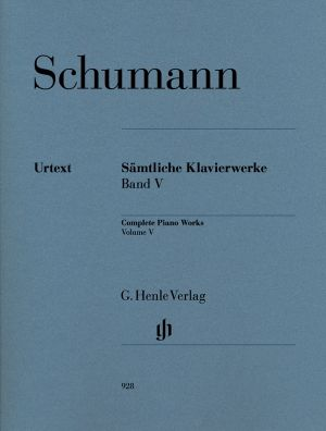 Шуман Произведения за пиано Банд V
