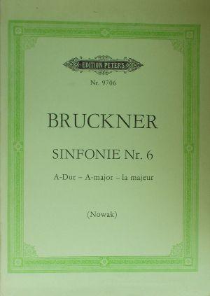 Брукнер  Симфония №6 ла мажор
