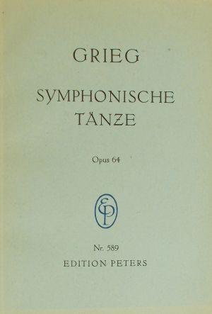 Григ - Симфонични танци оп..64