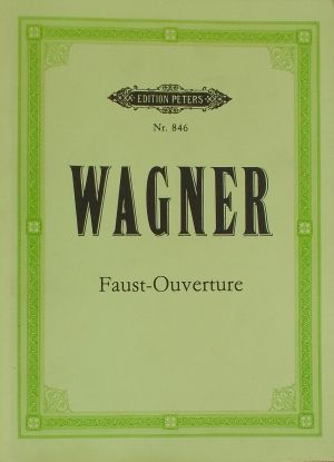 Вагнер - Фауст увертюра
