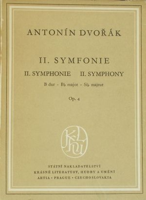 Дворжак - Симфония №2 оп.4 си мажор
