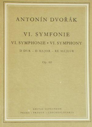 Дворжак-Симфония №6 оп.60 си мажор